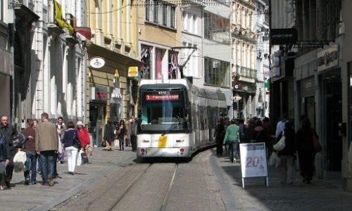Transportasi Umum Kota Flanders