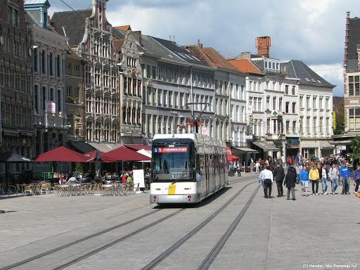 Transportasi Umum Kota Flanderss