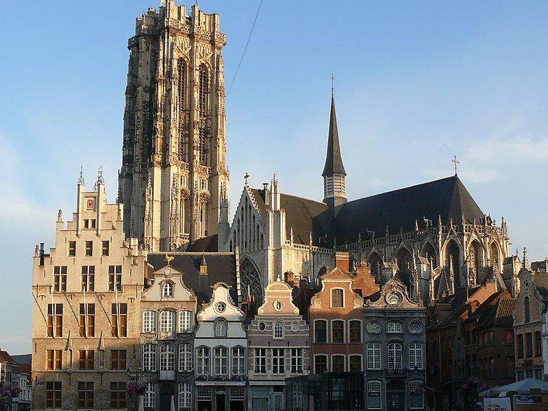 Pesona Tempat Wisata di Kota Mechelen, Flanders
