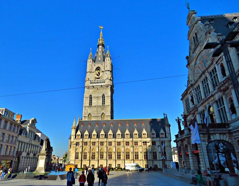 Het Belfort Van Gent